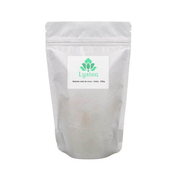 Pochette de matcha noix de coco 250g lystea