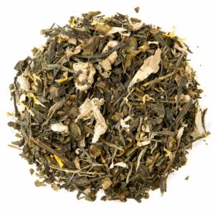 thé vert gingembre lystea.ca