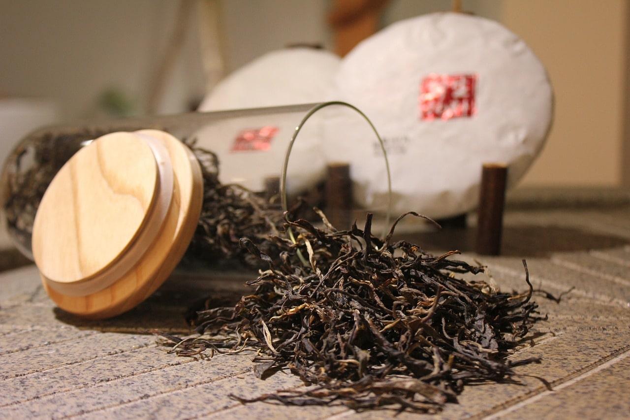 thé noir les thés lystea