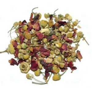 Tisane mélange détente et spa les thés lystea